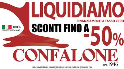 LIQUIDIAMO SCONTI FINO AL -50%