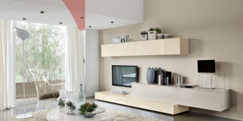Confalone | Bookshelves and Wall units Rome